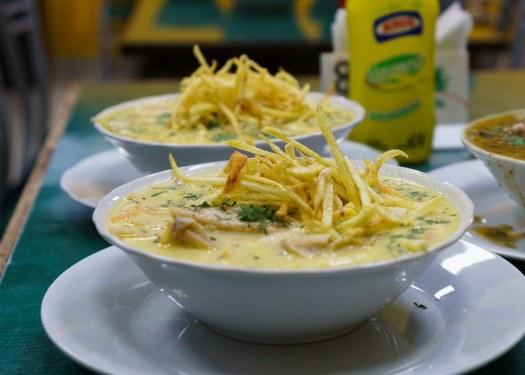 Sopa de Mani in La Paz