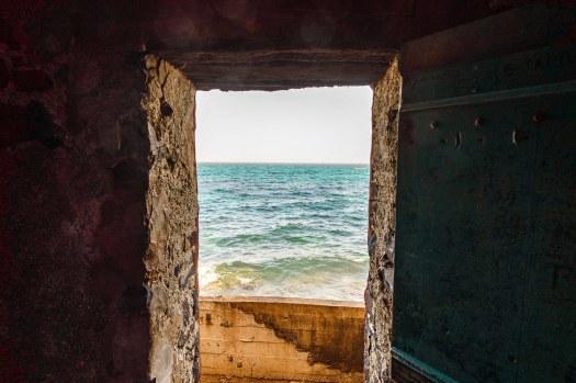 Goree Island Door of No Return