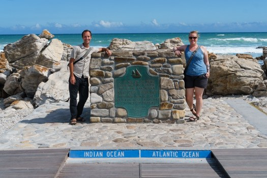 Cape Agulhas, the Southernmost Point of Africa