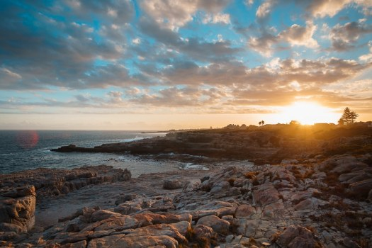 Hermanus Cliff Path on the Garden Route