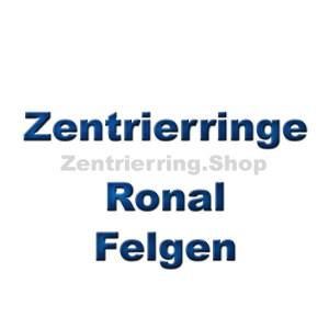 Zentrierring für Ronal Felgen
