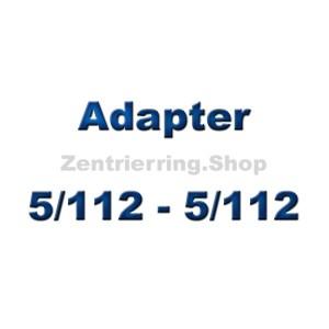 Adapterscheiben 5/112 - 5/112