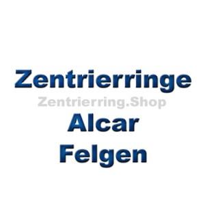 Zentrierring für Alcar Felgen