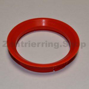 Zentrierring System R - R04 - 64,1 - 56,6 - blutorange