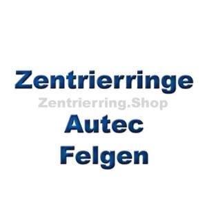 Zentrierring für Autec Felgen