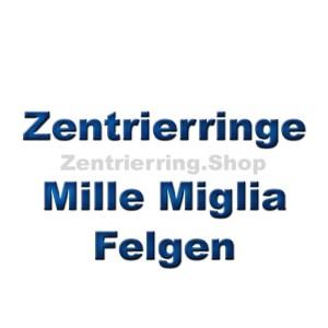 Zentrierring für Mille Miglia Felgen