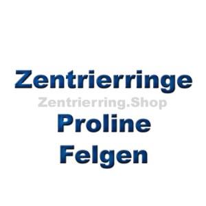 Zentrierring für Proline Felgen