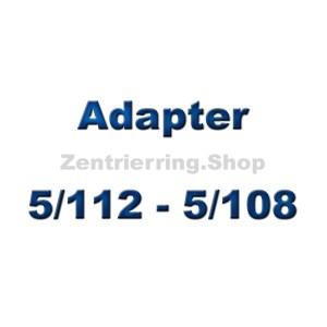 Adapterscheiben 5/112 - 5/108