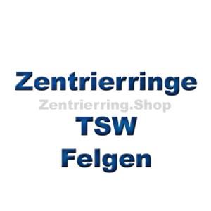 Zentrierring für TSW Felgen