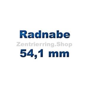 Radnabe 54,1 mm