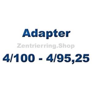 Adapterscheiben 4/100 - 4/95