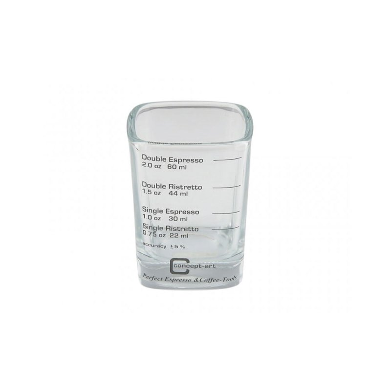 Barista Shot Glass