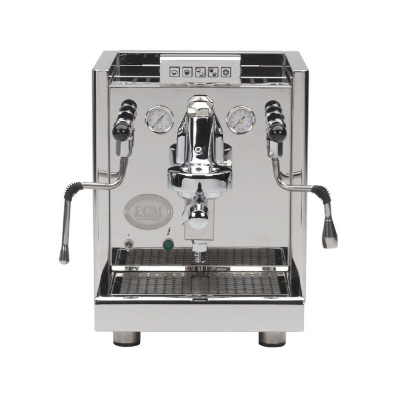 ECM Electronika Espresso Machine