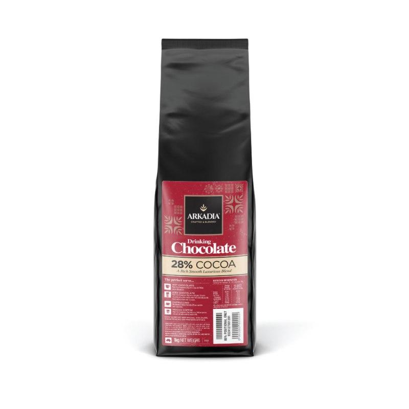 Arkadia 28% Cocoa Drinking Chocolate