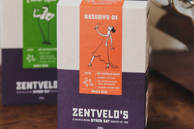 new packaging featured - Zentvelds Coffee Australia
