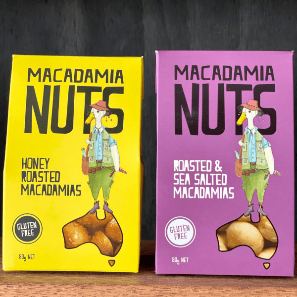Macadamia Nuts Double