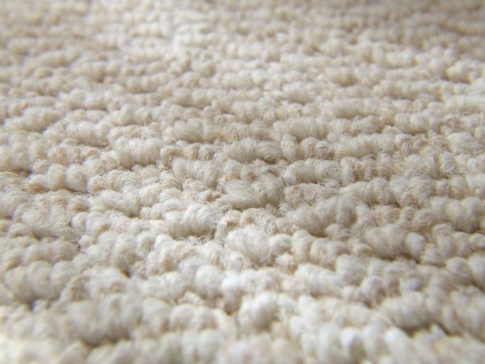 848825 - cream carpet with light