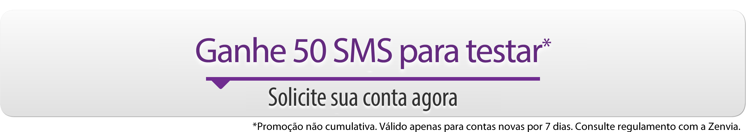 Banner Enviar SMS Grátis