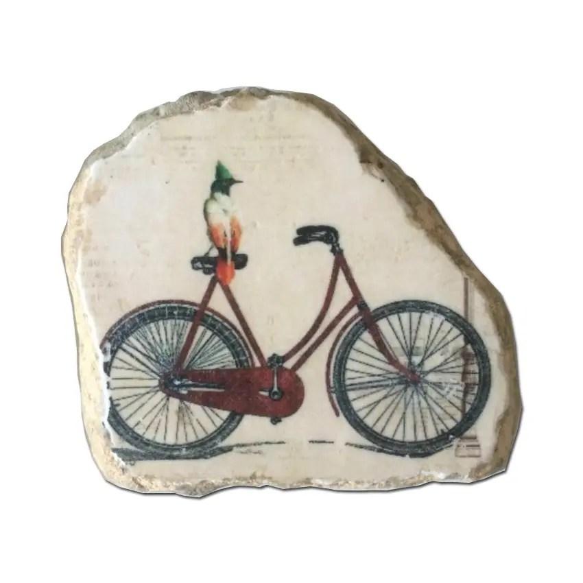 BICYCLE AND PAJARO