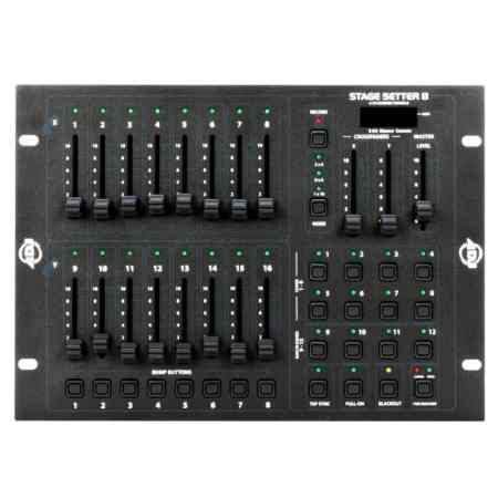 Lighting Consoles & Control