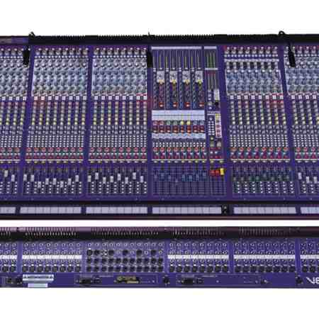 Analog Consoles