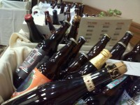 """""""Night of Many Bottles"""" at the Beer Bloggers Conference featured beers from all over the country"""