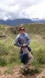Inca Trail Jack Witt at Moray