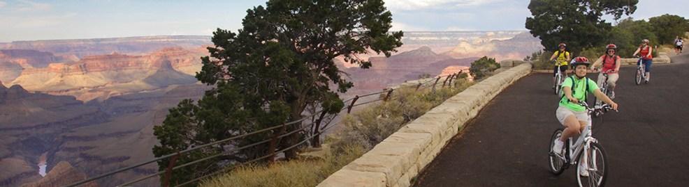 Grand Canyon Family Tour Biking