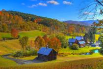 Vermont European-style hiking
