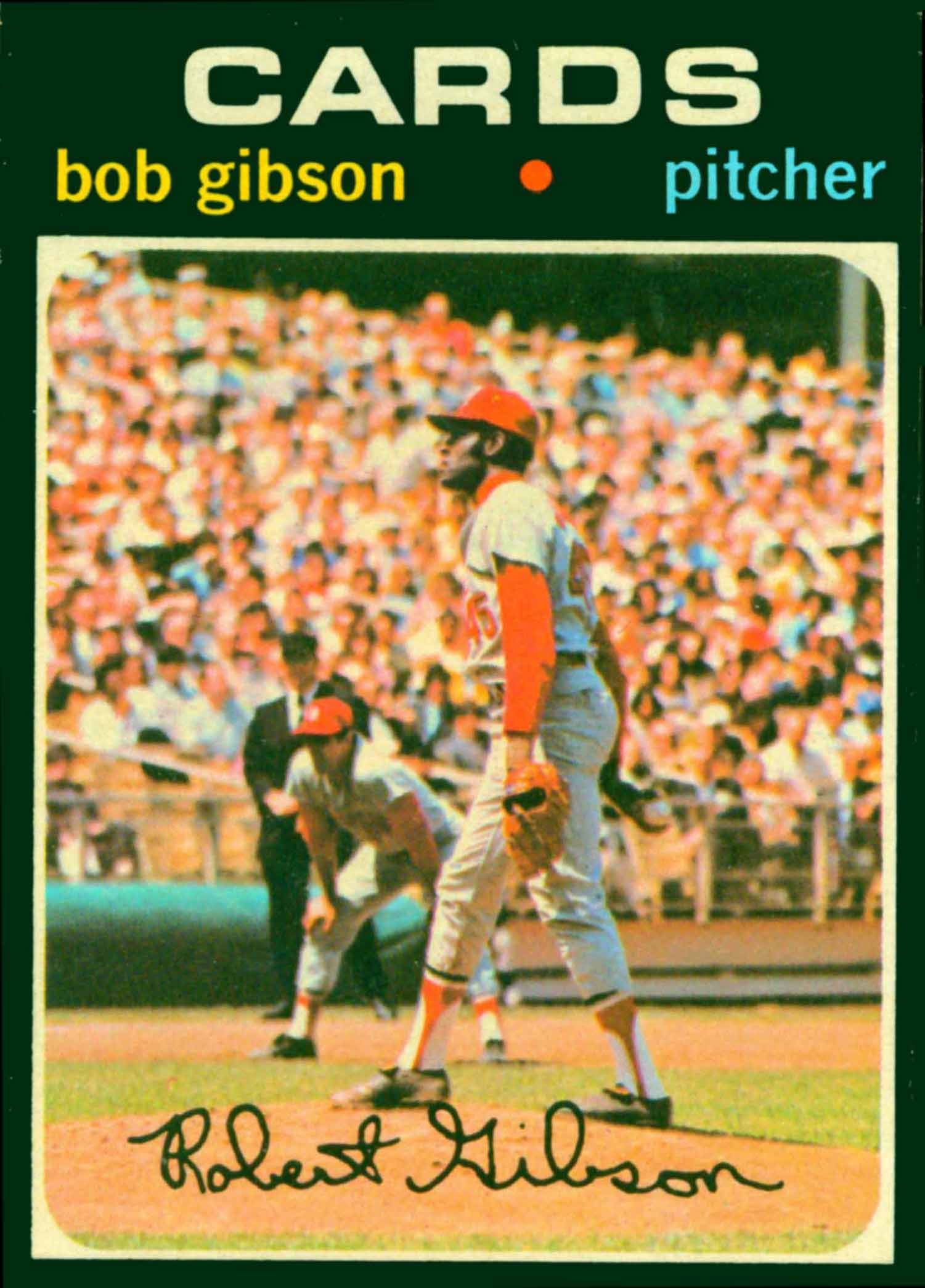 1970 Cards Topps Baseball Cardinals
