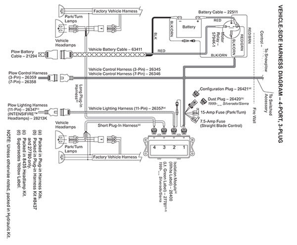 fisher snow plow controller wiring diagram wiring diagram Fisher Joystick Wiring Diagram 26346 western fisher isolation module mvp v plow contorl harness fisher joystick controller wiring diagram