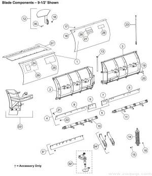 Western Plow Parts Diagram  Wiring Library • Masticco