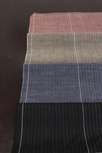 縦糸 マス見本 アパレル 業界 オーダー 色 見本 サンプル スーツ 生地 色合い 織り物 織物 糸 違い 横糸