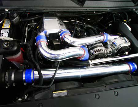 2007 cadillac escalade esv ext supercharger photo system 632