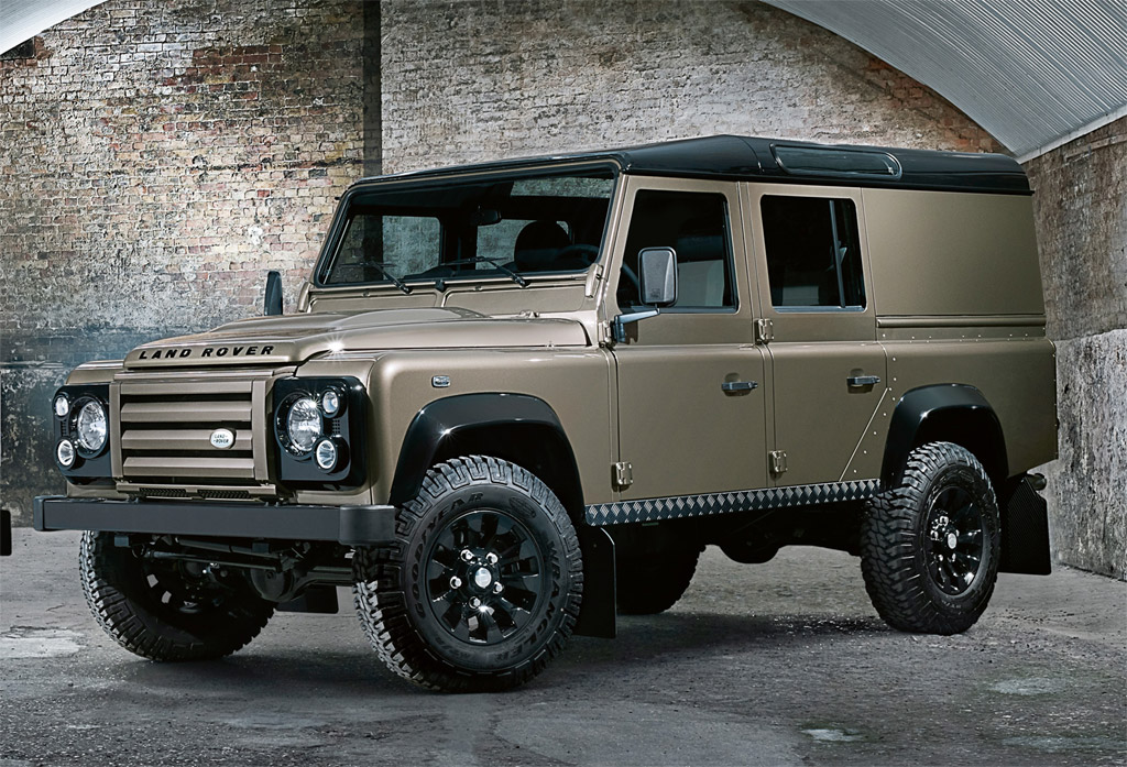 2013 Land Rover Defender XTech Photo 1 12429