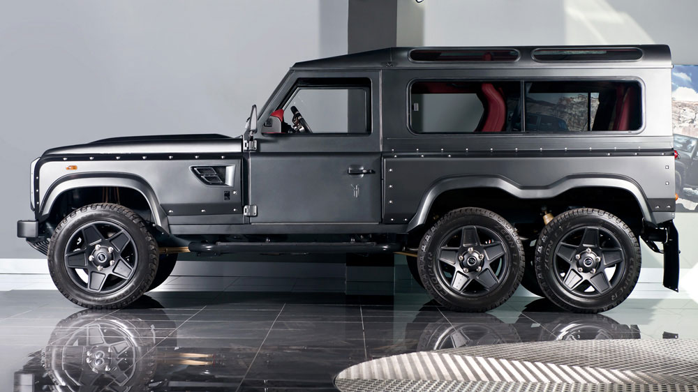 Kahn Land Rover Defender 6x6 2