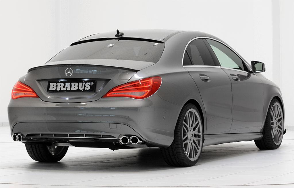 Brabus Mercedes CLA Photo 2 13309