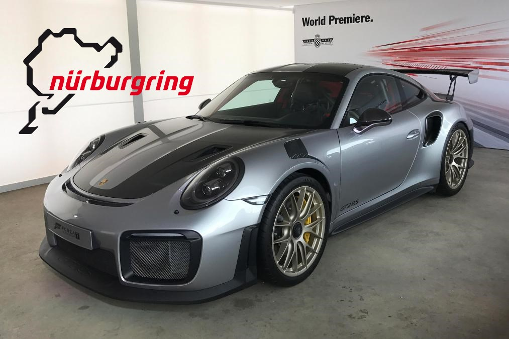 New Porsche 911 GT2 RS Could Set Blistering Nurburgring