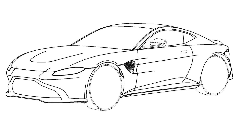 Aston Martin Vantage Teased Ahead Of Reveal This Year