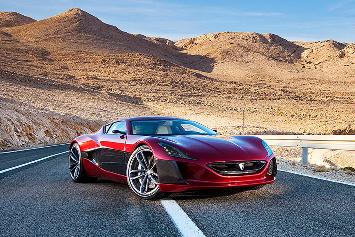 Faster And More Expensive Rimac Concept Two Coming Next Year