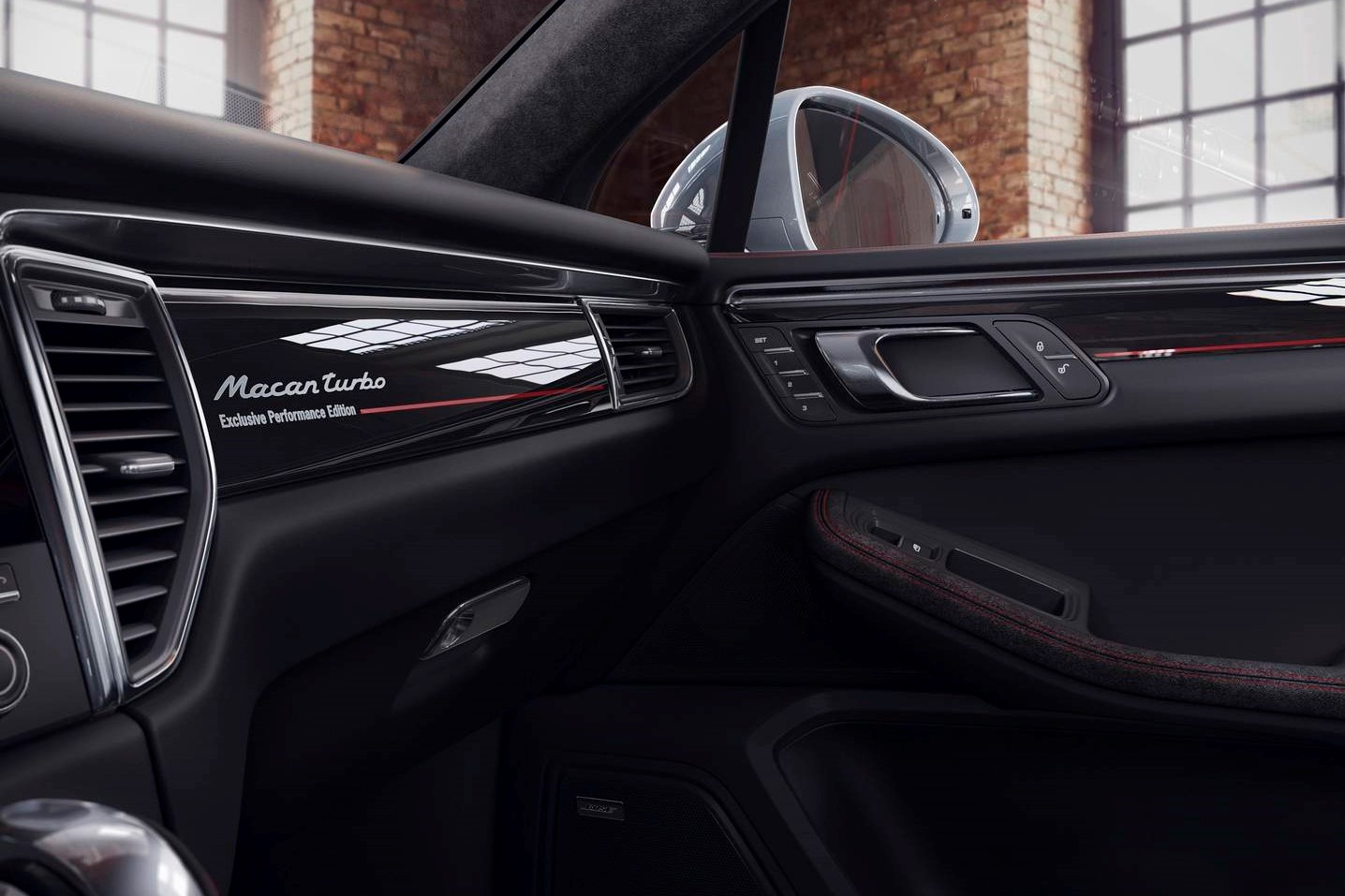 The Porsche Macan Turbo Now Has An Exclusive Performance