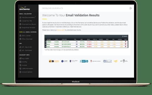 Zerobounce Review-Desktop Email Bounce Detection