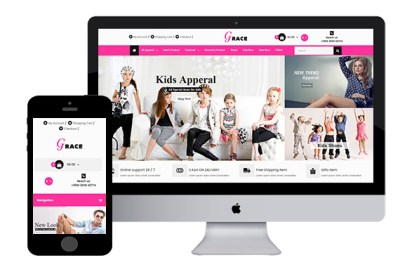 Grace – Fashion Opencart Theme