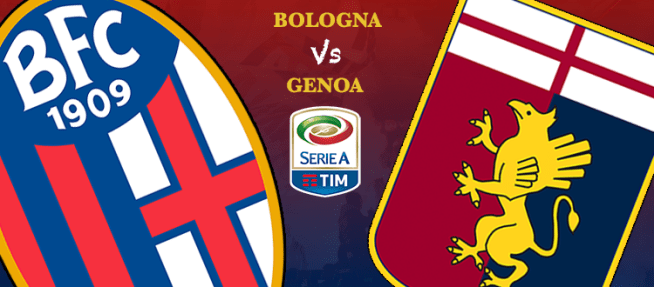 Image result for Bologna vs Genoa