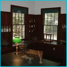 Ford Edison Winter Home