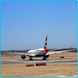 Flughafen Sharm