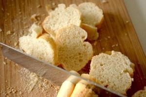 Recette de pain perdu au four