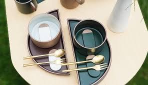 Vaisselle réutilisable pour des événements zéro déchet