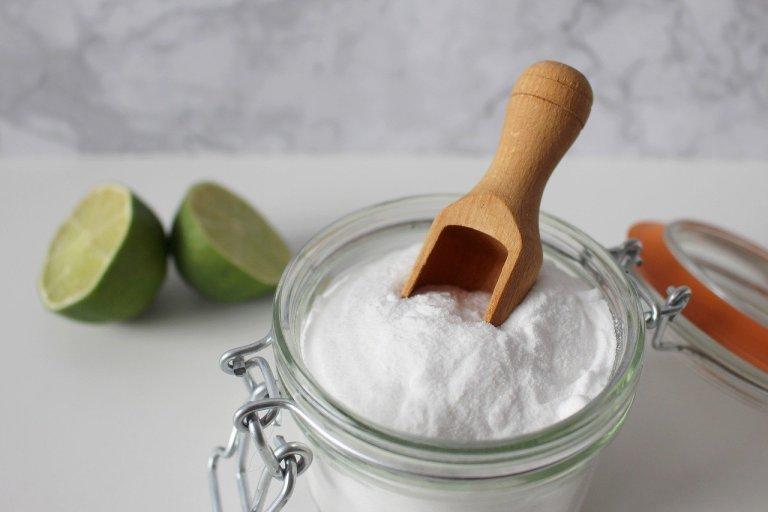 Bicarbonate de soude produit zéro déchet
