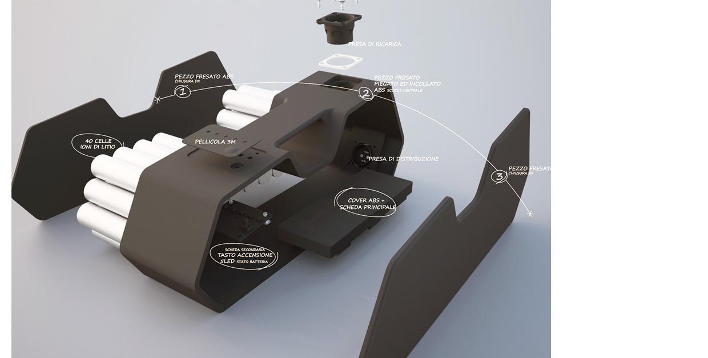 design del prodotto Alto Adige